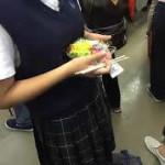 【画像】電車にキチガイいるんだがwwwwwww