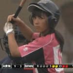 野球やってる女子小学生wwwwwwwwwwww