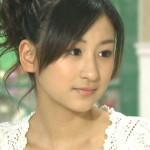 浅田舞26歳、付き合った人数3人のみFカップ