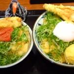 【朗報】 ワイ腹ぺこ、丸亀製麺で1140円の散財