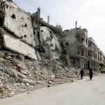 【悲報】 シリアの街、もうめちゃくちゃ