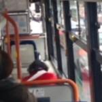 【壊死ニキ 12.10】 左足壊死ニキ、バスに乗り込む