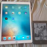 iPad Proのデカイ方買ったったで