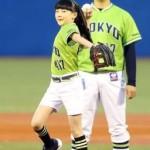芦田愛菜ちゃんの始球式が凄すぎると話題
