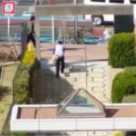 佐川急便の荷物たたきつけ動画の従業員「猛省」、事務職に人事異動か