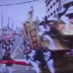 【悲報】岸和田だんじり祭でだんじりが横転する事故発生wwwwwwwwwwwwwww