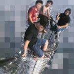 【玉ヒュン注意】高いところに登ってみた系中国人YouTuber、62階建ビルから落下の瞬間