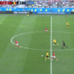 【7/15(日) 0時決勝戦】昨日のイングランド×ベルギーの試合のベルギーのカウンター