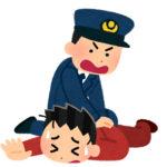 【動画】福岡の祭りで酔客と警官が揉み合いwwwwww