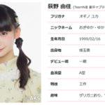 学生時代のNGT48荻野由佳さんとゆわれる画像wwwww