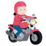【動画】バイクがパトカーを追い抜こうとした結果