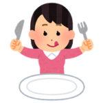 まんさん「人前でパスタ食べる時の顔撮った」
