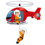 【動画】ヘリコプターで救助中の女性(77)を40メートルの高さから誤って落下させる事故、東京消防庁が会見。女性は心配停止で病院に運ばれるも死亡